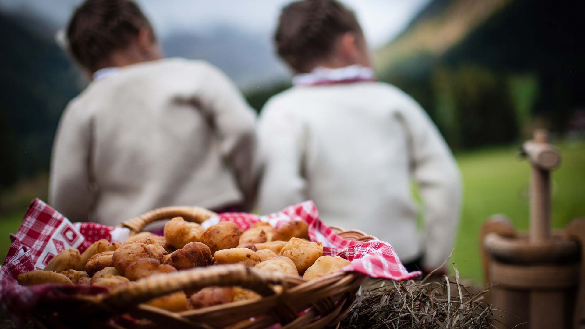 herbstliche Tradition im Pustertal