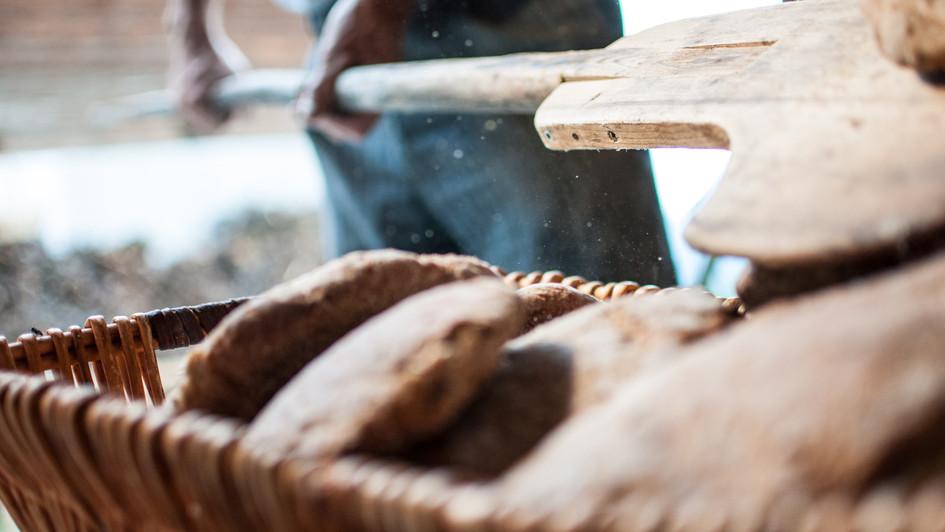 Puschtar Breatl vom Rischterhof in Gsies