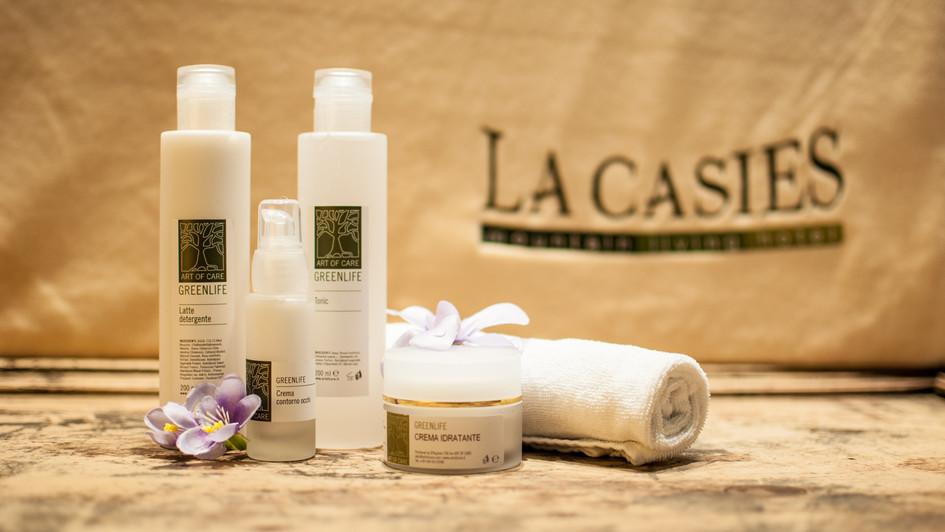 Spa und Kosmetikbehandlungen im Lifestylehotel La Casies