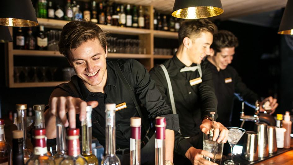 Lounge Hotel Bar im Pustertal